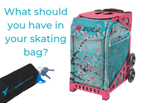 What should you have in your skating bag?