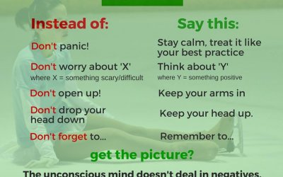 Five Great Tips to Keep the Nerves Away
