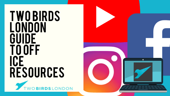 The Two Birds London Guide for Skaters Without Ice